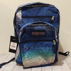 NWT Jansport Optic Voyage Backpack